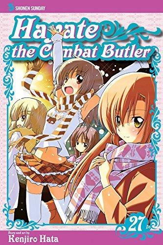 9781421577883: Hayate the Combat Butler Volume 27