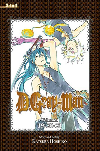 9781421578736: D GRAY MAN 3IN1 TP VOL 07 (D.Gray-man (3-in-1 Edition))