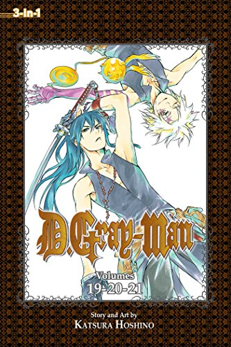 9781421578736: D GRAY MAN 3IN1 TP VOL 07