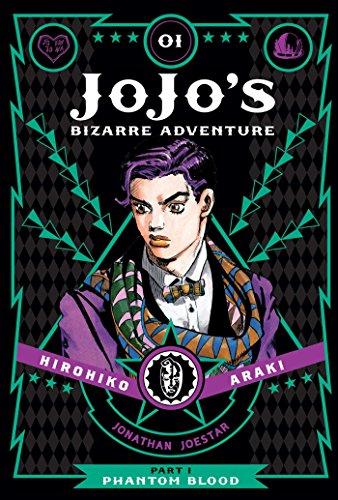 9781421578798: JoJo's Bizarre Adventure: Part 1--Phantom Blood, Vol. 1