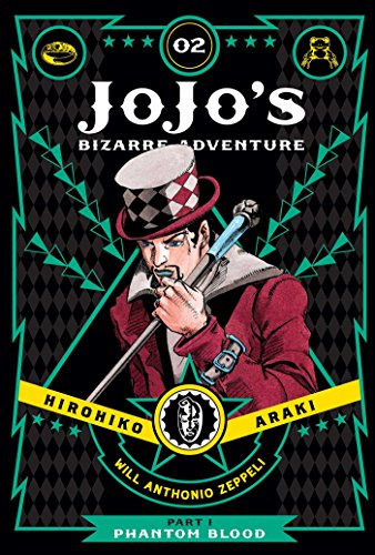 JoJo's Bizarre Adventure: Part 1--Phantom Blood, Vol. 2: Hirohiko Araki