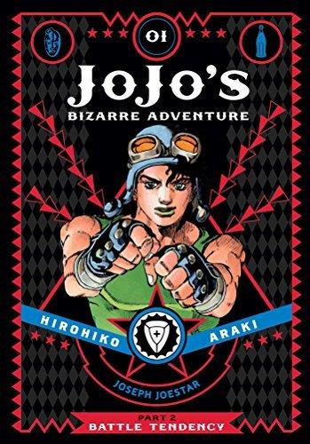 JoJos Bizarre Adventure: Part 2--Battle Tendency, Vol. 1