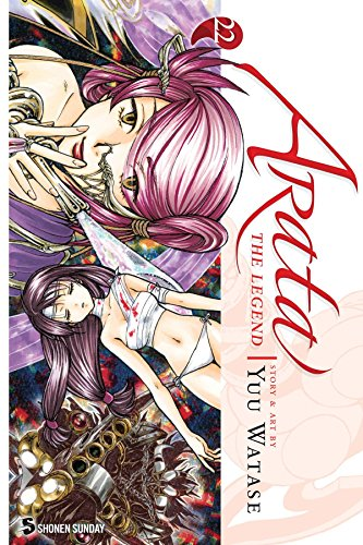 9781421579047: Arata: The Legend, Vol. 22