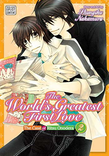 9781421579177: WORLDS GREATEST FIRST LOVE GN VOL 02: The Case of Ritsu Onodera (The World's Greatest First Love)