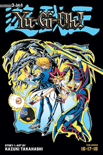 9781421579290: Yu-Gi-Oh! (3-in-1 Edition) Volume 6