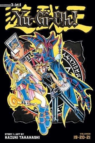 Yu-Gi-Oh! (3-in-1 Edition), Vol. 7: Includes Vols. 19, 20 & 21: Kazuki Takahashi
