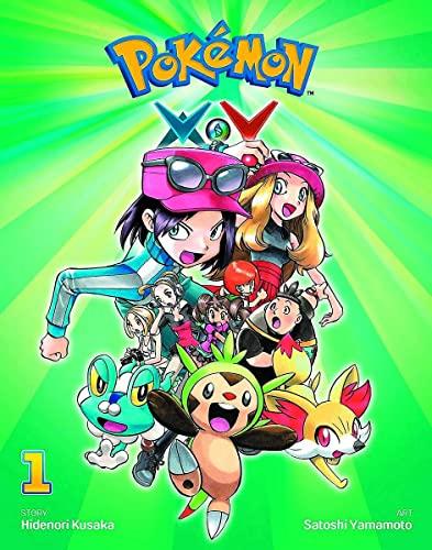 9781421579801: Pokémon XY, Vol. 1 (Pokemon)