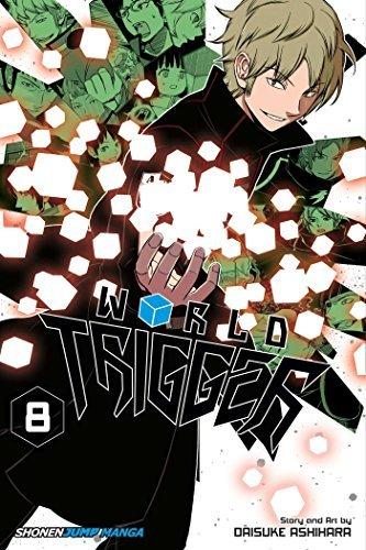 9781421581255: World Trigger, Vol. 8