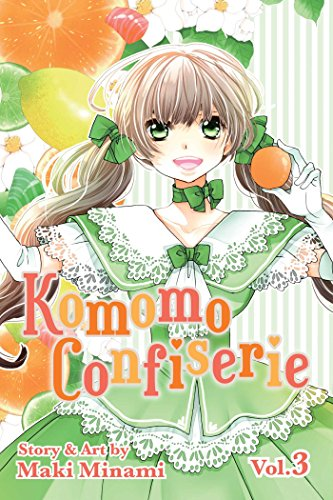 9781421581415: Komomo Confiserie Volume 3