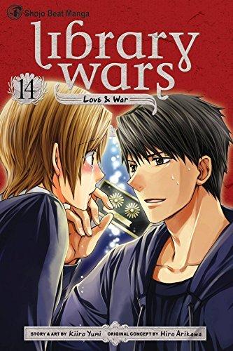 Library Wars: Love & War, Vol. 14: Yumi, Kiiro