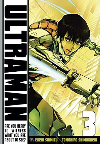 9781421581842: Ultraman, Vol. 3