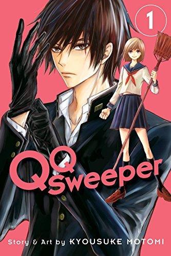 9781421582146: QQ Sweeper, Vol. 1