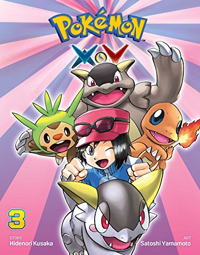 Pokemon XY Vol. 3