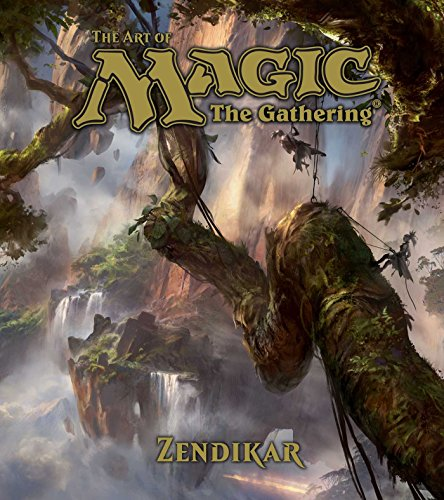 9781421582498: The Art of Magic: The Gathering - Zendikar