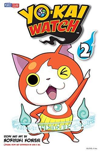 Yo-Kai Watch, Vol. 2: Konishi, Noriyuki