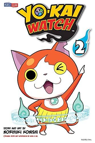 9781421582528: YO-KAI WATCH, Vol. 2