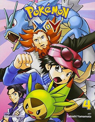 9781421582559: Pokemon X-Y, Vol. 4