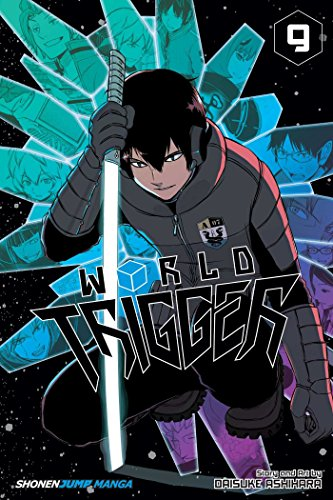 9781421582689: World Trigger, Vol. 9