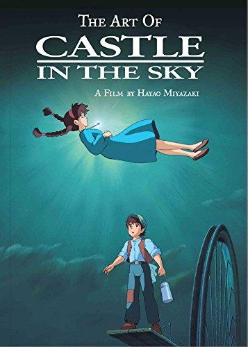 Art of Castle in the Sky (Hardcover): Hayao Miyazaki