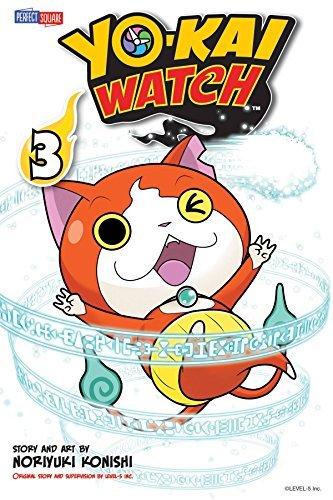 Yo-kai Watch, Vol. 3: Noriyuki Konishi