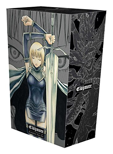 Claymore Complete Box Set: Volumes 1-27 with Premium (Paperback): Norihiro Yagi
