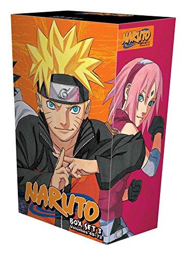 Naruto Box Set 3: Kishimoto, Masashi