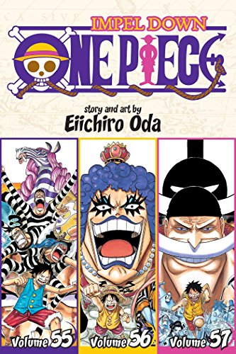 One Piece , Vol. 19: Includes vols. 55, 56 57