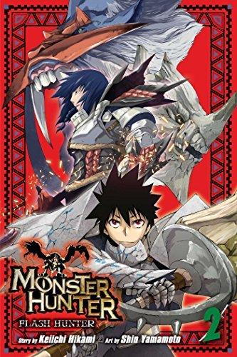 9781421584263: Monster Hunter: Flash Hunter Volume 2