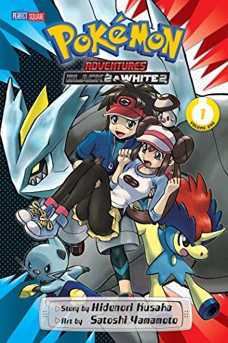 9781421584379: Pokémon Adventures: Black 2 & White 2, Vol. 1 (Pokemon)