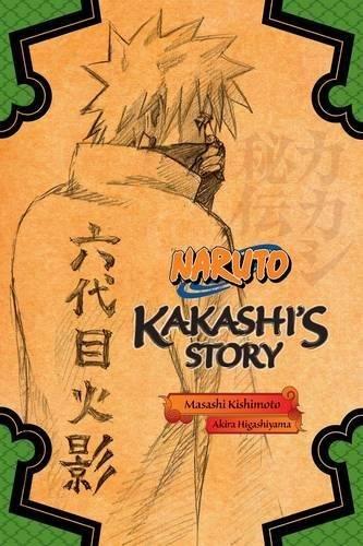 9781421584409: Naruto: Kakashi's Story