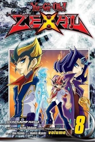 9781421584485: Yu-Gi-Oh! Zexal Volume 8