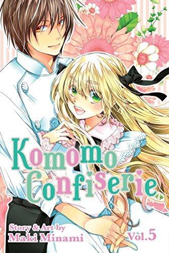 9781421584539: Komomo Confiserie Volume 5