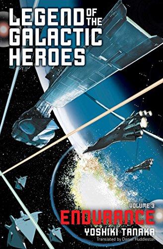 9781421584966: Legend of the Galactic Heroes, Vol. 3