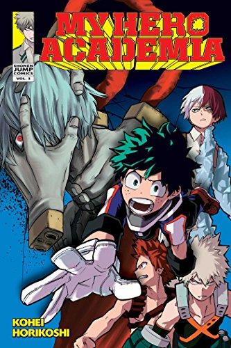 9781421585109: My Hero Academia, Vol. 3