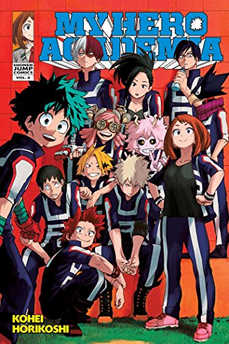 9781421585116: My Hero Academia 4: The Boy Born with Everything