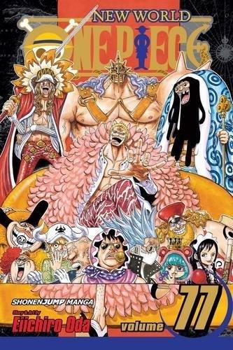 9781421585147: One Piece, Vol. 77