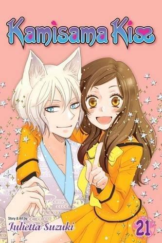 9781421585222: Kamisama Kiss Volume 21