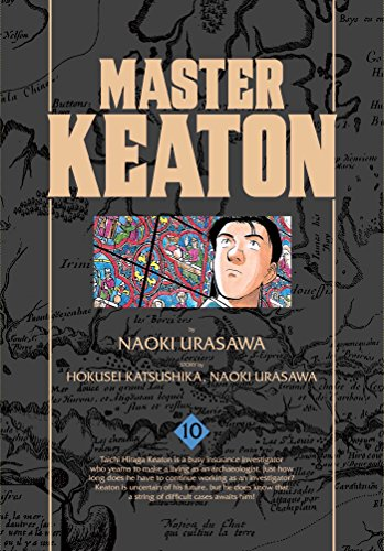 9781421585260: Master Keaton, Vol. 10
