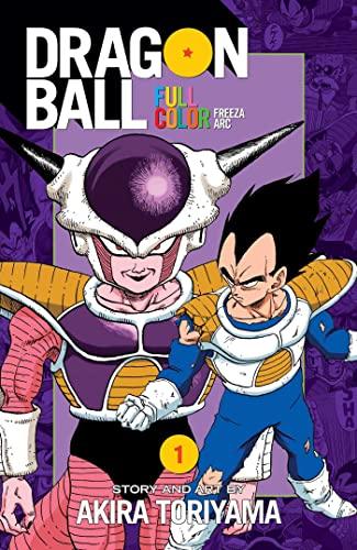 9781421585710: Dragon Ball Full Color Freeza Arc, Vol. 1