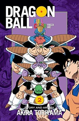 9781421585727: Dragon Ball Full Color Freeza Arc, Vol. 2