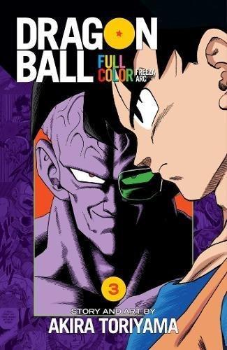 Dragon Ball Full Color Freeza Arc, Vol. 3: Toriyama, Akira