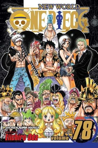 9781421585840: One Piece Volume 78 [Idioma Inglés]