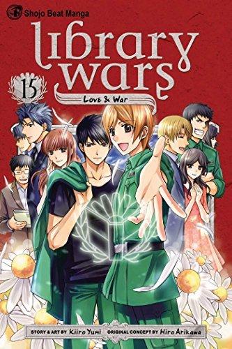 9781421585857: Library Wars: Love & War, Vol. 15