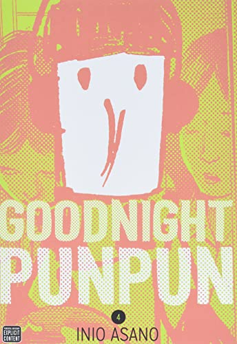 9781421586236: Goodnight Punpun, Vol. 4