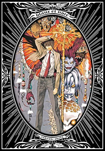 Blanc Et Noir: Takeshi Obata Illustrations (Hardcover): Takeshi Obata