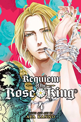 9781421586441: Requiem of the Rose King, Vol. 4