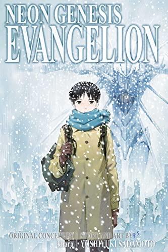 9781421586540: Neon Genesis Evangelion 2-in-1 Edition Volume 5 (Neon Genesis Evangelion 3-in-1 Edition)