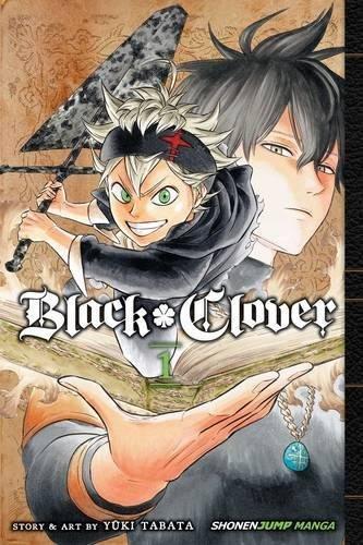 9781421587189: Black Clover Volume 1