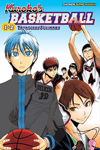 9781421587714: Kuroko's Basketball (2-in-1 Edition), Vol. 1: Includes vols. 1 & 2
