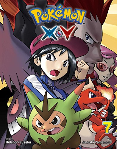 9781421587776: Pokémon X·Y, Vol. 7 (Pokemon)